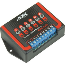 Sequenciador De Comando Remoto Ajk Sound Sr-a6 Ligar Modulos