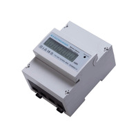 Medidor Bifásico 60 Hz 100 Ampères 2 Fases E Neutro