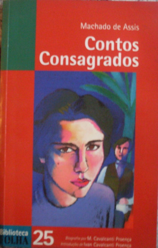 Contos Consagrados - Machado De Assis