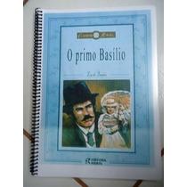 Livro O Primo Basílio - Eça De Queiroz