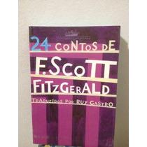 Livro 24 Contos De F. Scott Fitzgerald
