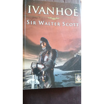 Livro - Ivanhoé (sir Walter Scott)