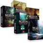 As Crônicas De Gelo E Fogo - Kit Coleção Completa 5 Volumes