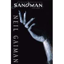 Sandman Edição Definitiva Volume 3 Neil Gaiman