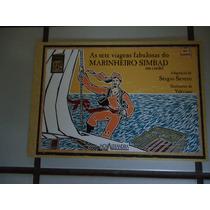 Livro As 7 Viagens Fabulosas Do Marinheiro Simbad Em Cordel