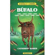 Livro Zodiaco Chines-búfalo-editora Pensamento