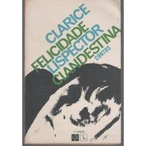 Felicidade Clandestina - Clarice Lispector