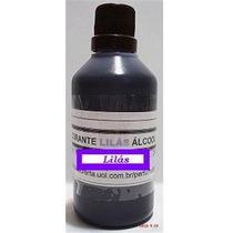 Corante Alcool Para Coloração De Perfumes 100ml