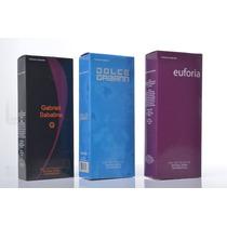 Kit De 10 Perfumes 55ml Importados - Bless Inspiração