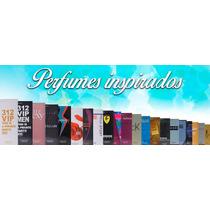 Kit 10 Perfumes Com Anvisa E Nota Fiscal - Mais Vendidos