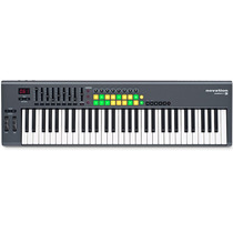 Teclado Controlador Midi Usb Novation Launchkey 61