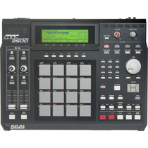 Akai Mpc 2500 Com Memória 128mb E Brinde Compact Flash 4gb