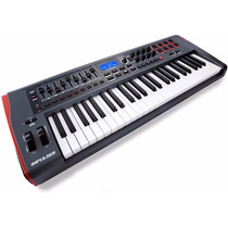 Novation Impulse 49 Teclado Controlador Midi/usb * New *