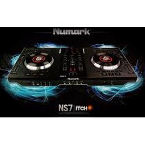 Numark Ns7 Fx Controladora Serato Itch Com Nsfx Efeitos