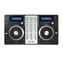 Numark Mixdeck Express 3-channel Dj Controller With Cd & Usb