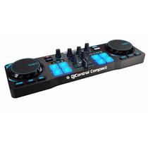 Controladora Dj Hercules Dj Control Compact + Dj Djuced + Nf