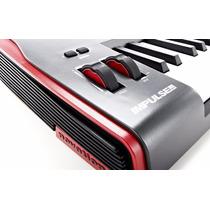 Novation Impulse 61 Teclado Controlador Midi / Usb
