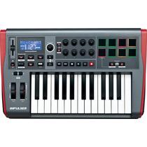 Novation Impulse 25 Teclado Controlador Midi/usb * New *