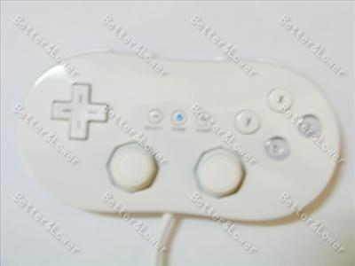 Controle Joystick Wii Classic