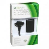 Bateria Recarregável E Carregador P/ Controle Xbox 8800 Mah