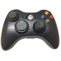 Controle Para Xbox 360 Wireless - Controle Xbox Sem Fio Knup