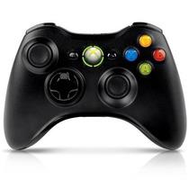 Controle Xbox 360 Wireless Sem Fio Original Feir + Brinde