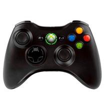 Controle Xbox 360 Slim + Wireless + Original - Sem Fio