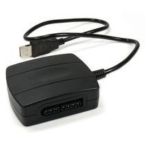 Adaptador Usb Para 2 Controles De Super Nintendo - Dual Snes
