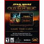 Star Wars The Old Republic - Game Card 60 Dias -swtor