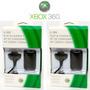 Jogo 2 X Carregador E Bateria Xbox360 A73
