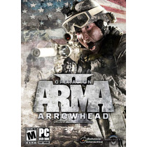 Arma 2 Operation Arrowhead - Original Steam - Pronta Entrega