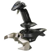 Joystick Manche Saitek Cyborg V1 Pc Simulador Voo + Jogos