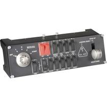 Simulador De Voo Pro Flight Switch Panel - Lacrado
