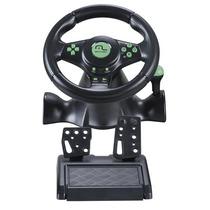 Volante Racer 4 Em 1 Xbox360/ Ps3 /ps2 /pc - C/pedal E Cambi