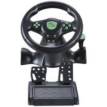 Volante Multilaser 4x1 - Para Pc, Xbox360, Ps3, Ps2