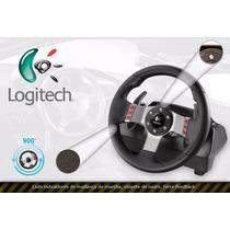 Volante G27 Racing Wheel Logitech + Cockpit Aguia