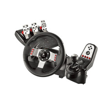 Volante Joystick Logitech G27 Racing Wheel P/ Jogo Corrida
