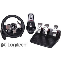 Volante Joystick Logitech G27 Racing Wheel Force Feedback