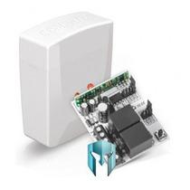 Receptor P/ Alarme E Portão Eletrônico 2 Canais Compatec