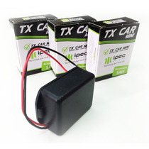 Kit 3 Controles Para Farol De Carro - Tx Car - Cod Light 433