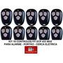 10 Controle Remoto Ecp Fit P/ Alarme Cerca Portão Eletrônico