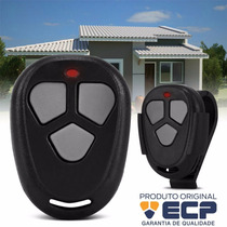 Controle Remoto Ecp Casa Fit Para Alarme E Portão Eletrônico
