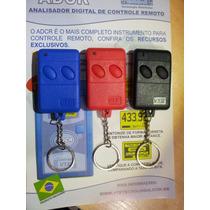 Controle Remoto Copiador Duplicador Vte 299 Mhz