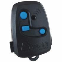 Controle Remoto Transmissor Tx Motor Peccinin 433mhz Preto