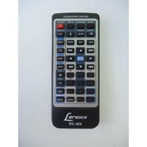 Controle Dvd Lenoxx Ad-1845 / Rc-405 Original