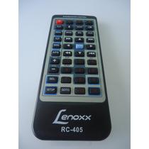 Controle Dvd Lenoxx Ad-2618 / Rc-405 Original