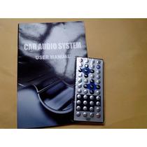 Controle E Manual Para Central Multmidia Cherry Tiggo Dv6509