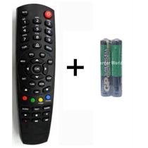 Controle Remoto Tocom Box Pfc Hd + Pilhas