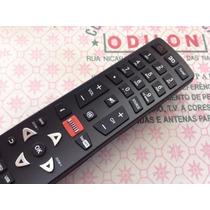 Controle Philco Smart Netflix 3d Original Led Lcd