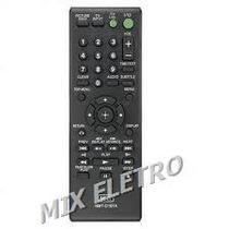 Controle Remoto Dvd Sony Dvp-sr101b / Dvp-sr200b / Dvp-sr400